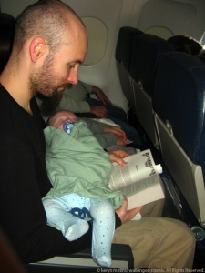 Red-eye flights with a baby? Not for me.