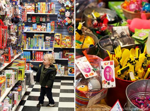 Granville Island Kids Only Market Playground